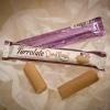 Imagen Turrolate de almendra con chocolate blanco