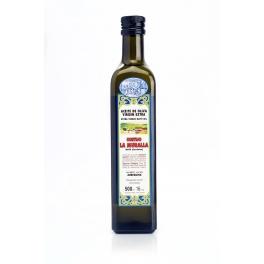 Aceite de Oliva Virgen Extra Arbequina 500 mL.
