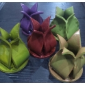 Imagen Portavelas floral
