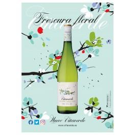 """""""Viñaverde"""" vino blanco afrutado"""