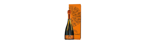 Vino Espumoso de Naranja 100% Natural
