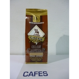 CAFE DESCAFEINADO NATURAL 1 KG