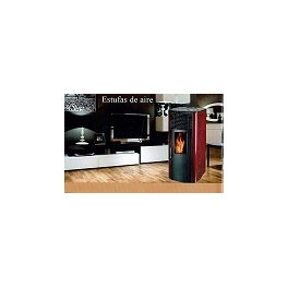 Modelo estufas modelo Eco 12