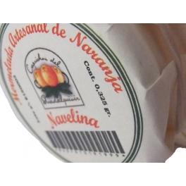Mermelada de Naranja Navelina 325 gramos (Gastos de envío incluidos)