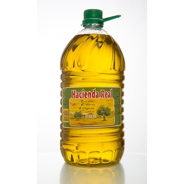 "Caja de 3 Garrafas de PET de 5 litros ""Hacienda Real"""