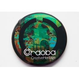 Espejo de mano Logo Córdoba...