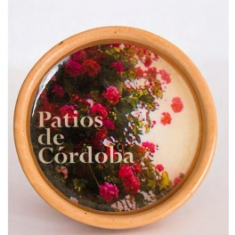 Imán Plato de Córdoba...