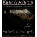Imagen Ruta Nocturna Sendero de los Ángeles
