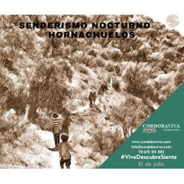 Senderismo nocturno en Hornachuelos