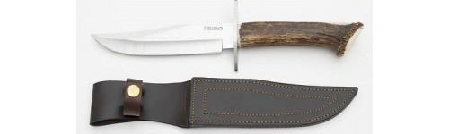 Cuchillos de monte artesanos
