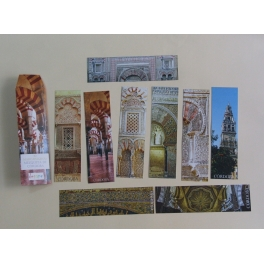 Marcapáginas Mezquita de Córdoba