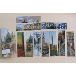 Marcapáginas Pinturas Venecia
