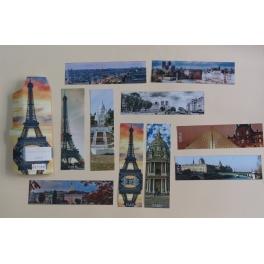 Marcapáginas París