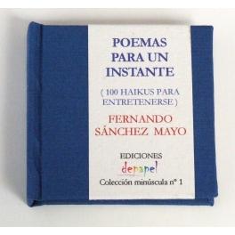 Poemas para un instante - Fernando Sánchez Mayo