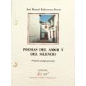 Imagen Poemas del amor y del silencio - José Manuel Ballesteros