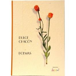 Poemas - Dulce Chacón