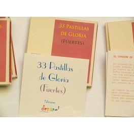 33 Pastillas de Gloria (Fuertes)