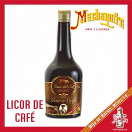 Licor de Café Machaquito