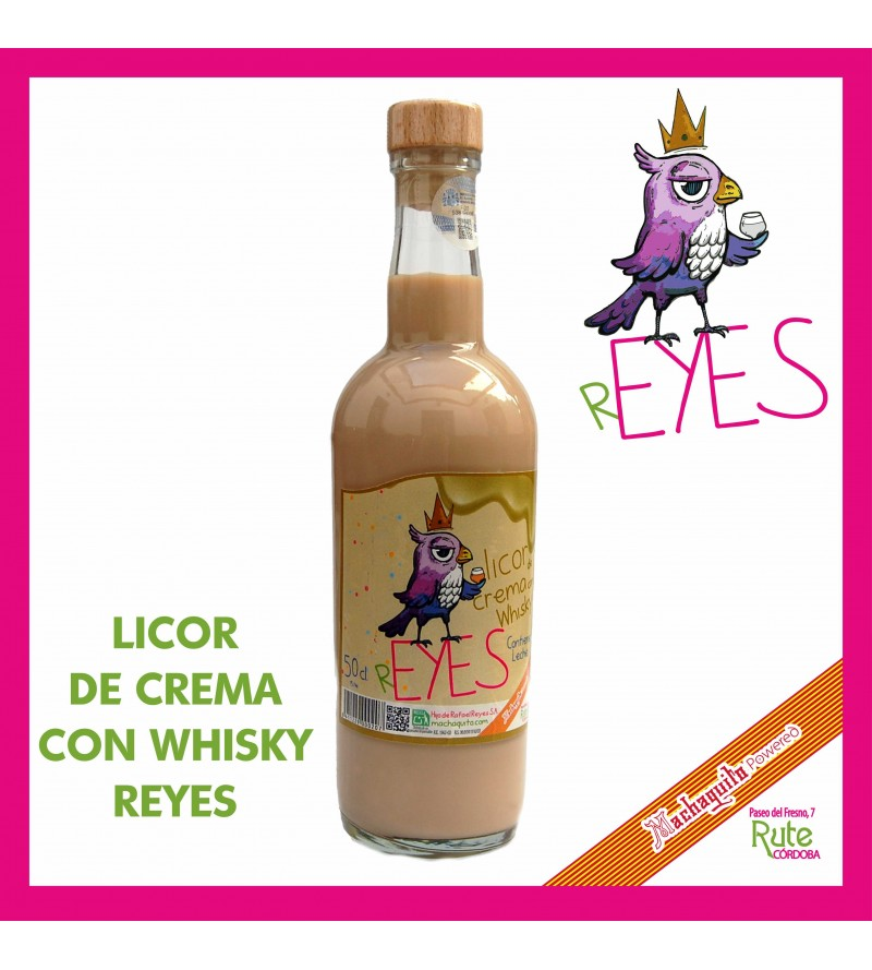 Licor de Crema con Whisky...