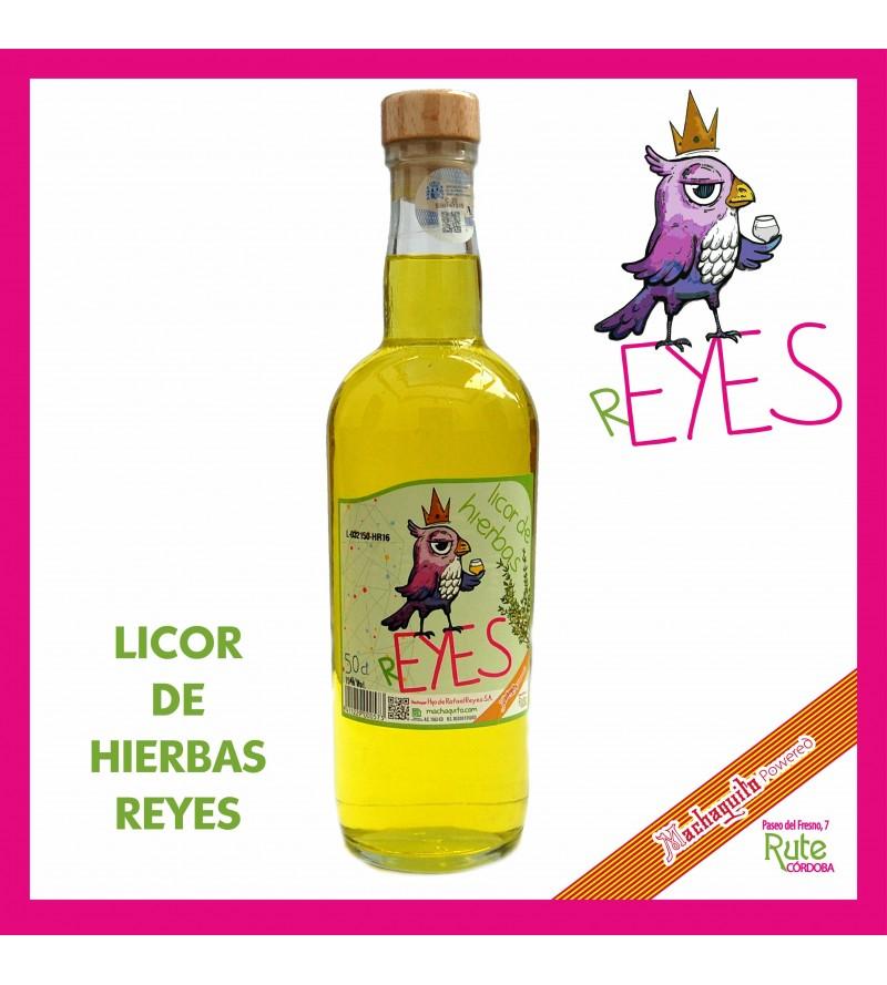 Licor de Hierbas Reyes