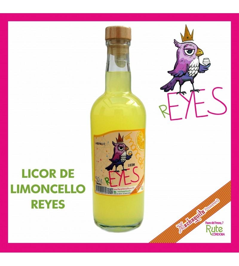 Licor de Limoncello Reyes