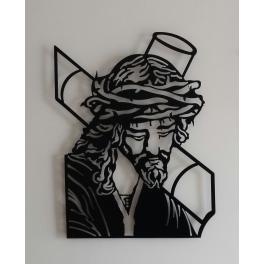 Escultura de forja nazareno