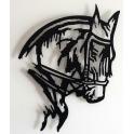Imagen Escultura cabeza caballo