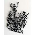Imagen Escultura tablao flamenco
