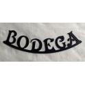 "Imagen Rótulo indicativo ""Bodega"""