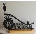 Imagen JAMONERO POLICIA NACIONAL