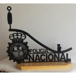 Jamonero Policía Nacional