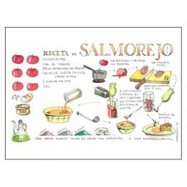Receta Salmorejo