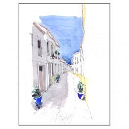 Barrio de San Basilio...