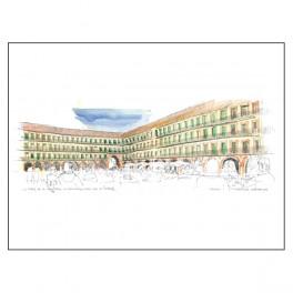 Plaza de la Corredera...