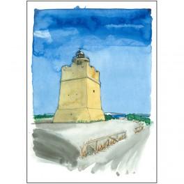 Torre de Cabo Roche (Cádiz)
