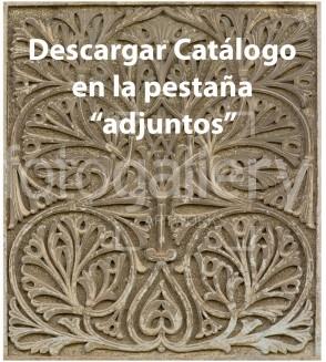 """Descargar Catálogo en la pestaña """"adjuntos"""""""