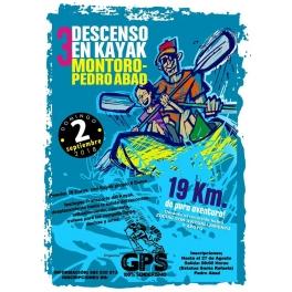 III DESCENSO EN KAYAK MONTORO-PEDRO ABAB