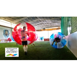 BUBBLE FOOTBALL (FÚTBOL BURBUJA)