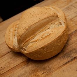 Pan de pueblo artesanal
