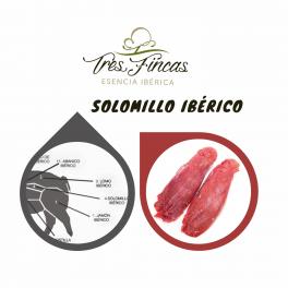 Solomillo ibérico Tres Fincas