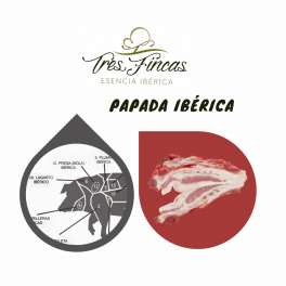 Papada ibérica Tres Fincas