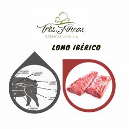 Lomo ibérico Tres Fincas