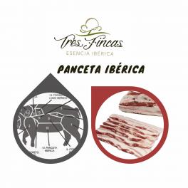 Panceta ibérica Tres Fincas