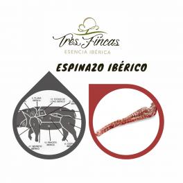 Espinazo ibérico Tres Fincas