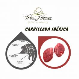 Carrillada ibérica Tres Fincas