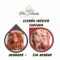 Imagen Lechón ibérico tapeado Tres Fincas