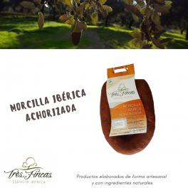 Morcilla Ibérica achorizada