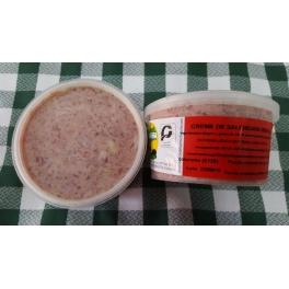 Crema de Salchichón ibérico