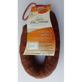 Morcilla Ibérica achorizada picante