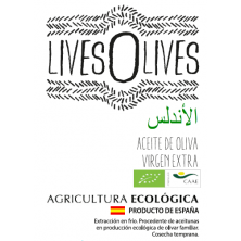 Logo Aceite Ecológico - LivesOlives